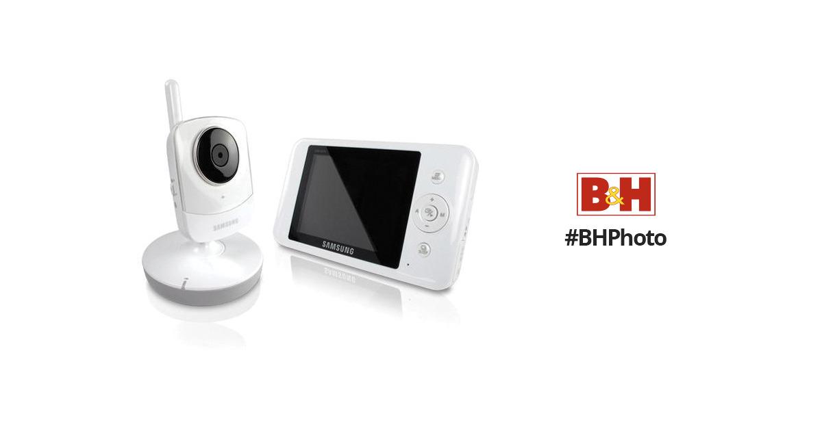 samsung smartview baby monitor sew 3034 b h photo video rh bhphotovideo com