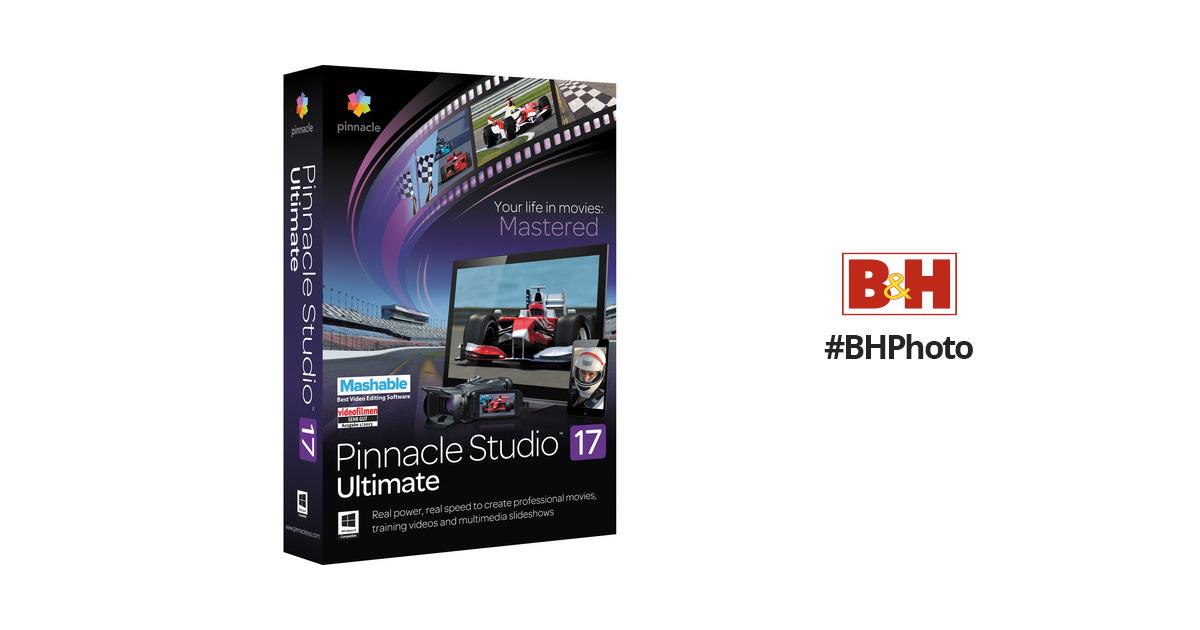 Pinnacle Studio 17 Ultimate Full Free Download | Go4Softwares