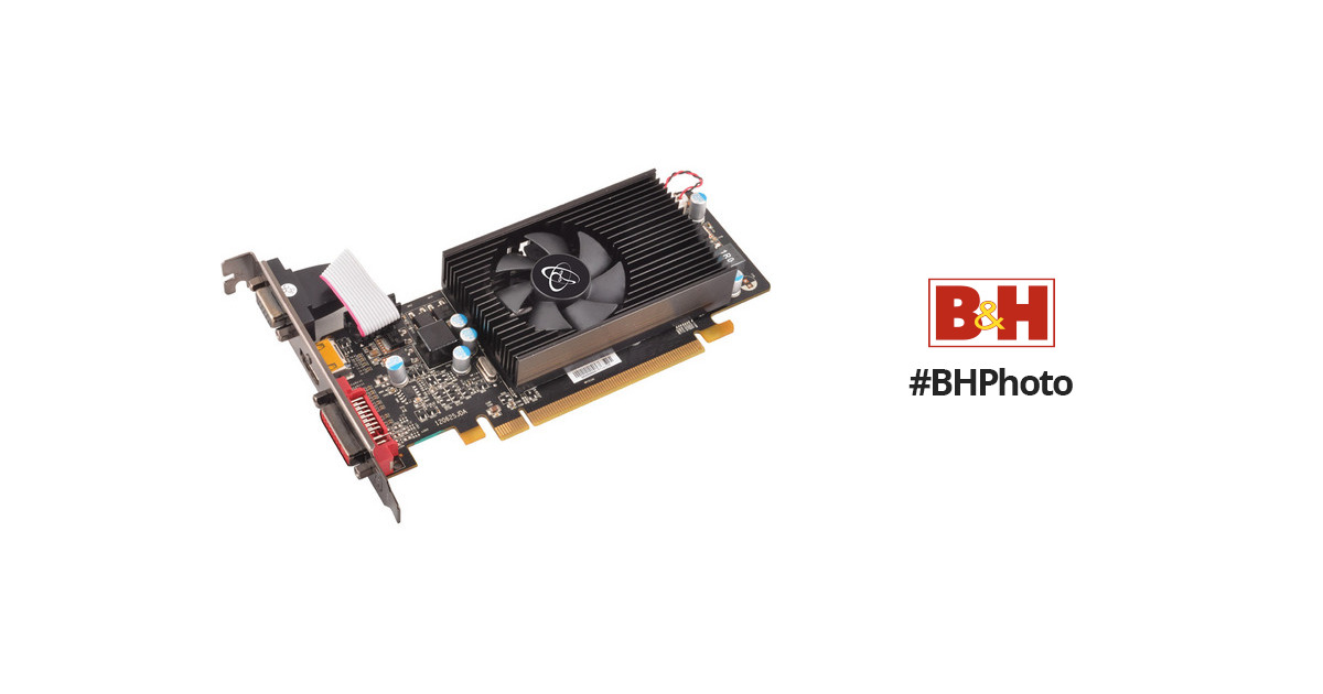 XFX Force AMD Radeon HD 6670 Graphics Card HD-667X-CLF3 B&H