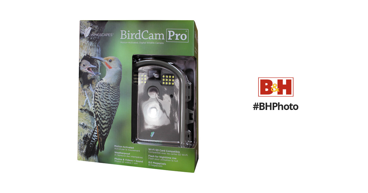 Moultrie Wingscapes BirdCam Pro Camera