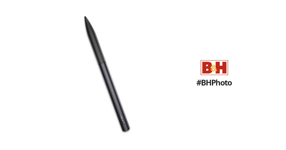 Broonel Midnight Black Rechargeable Fine Point Digital Stylus Compatible with The Dell Lattitude 3190/ 11.6