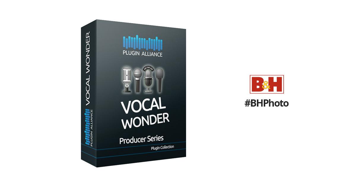 Plugin Alliance Vocal Wonder - Vocal Processing VOCAL WONDER B&H