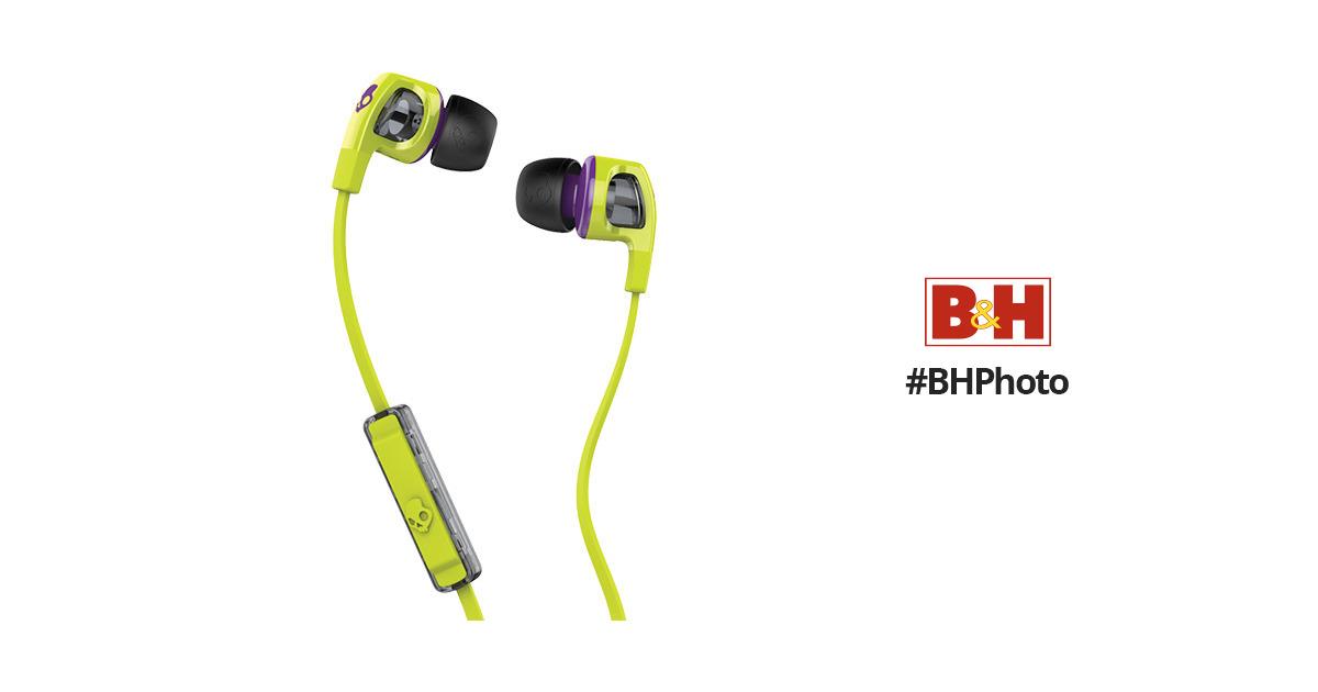 77880fe6b Skullcandy Smokin  Buds 2 Earbud Headphones with Mic S2PGFY-319
