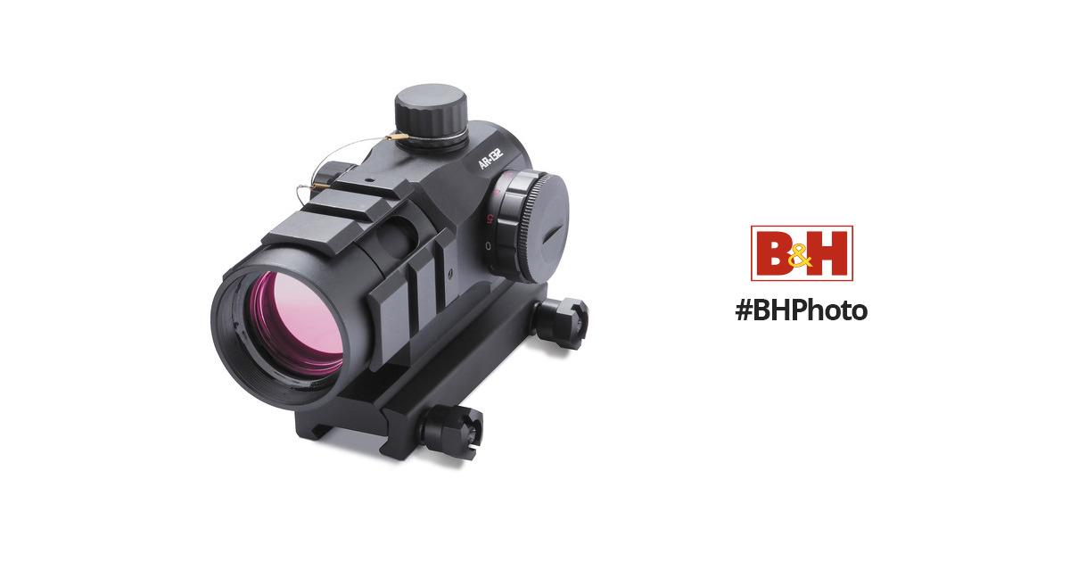 Burris Optics 1x32 Ar 132 Red Dot Sight 300209 Bh Photo Video