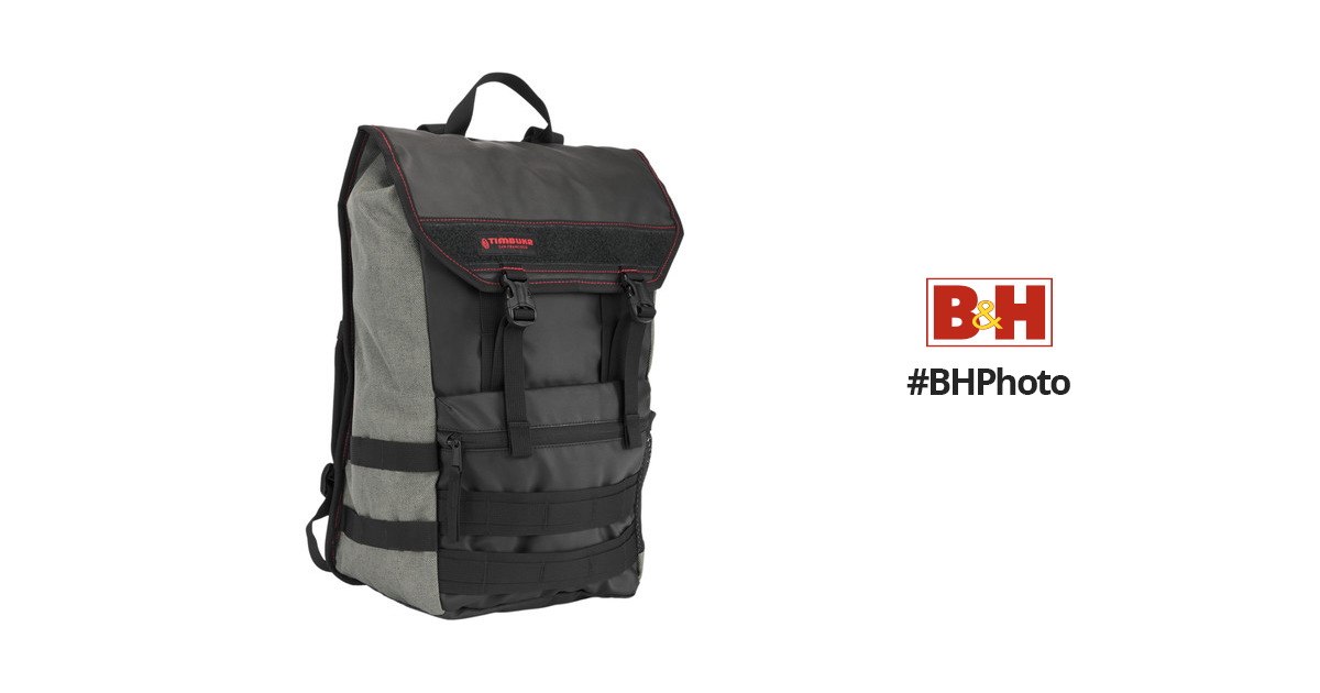 d8ae8f39a Timbuk2 Rogue Laptop Backpack (Twill Carbon/Black) 422-3-2226