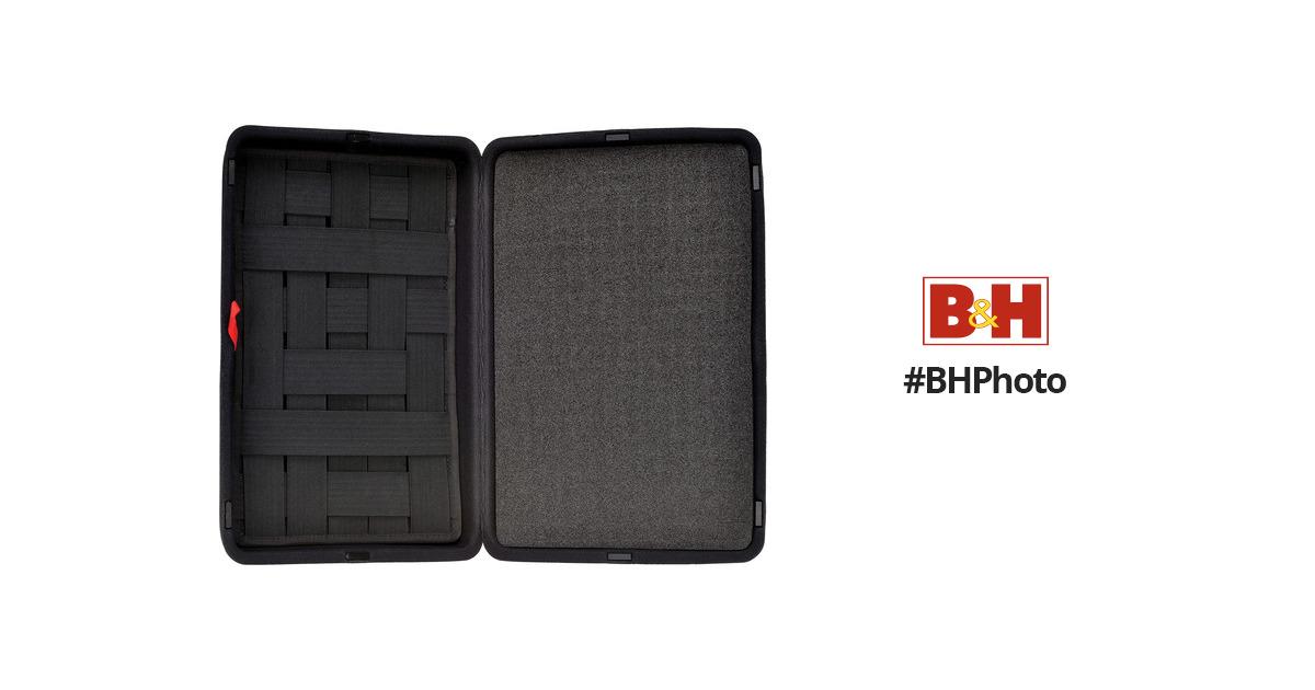 Black HPRC HPRCLGTGRAF Light Grande with Cubed Foam