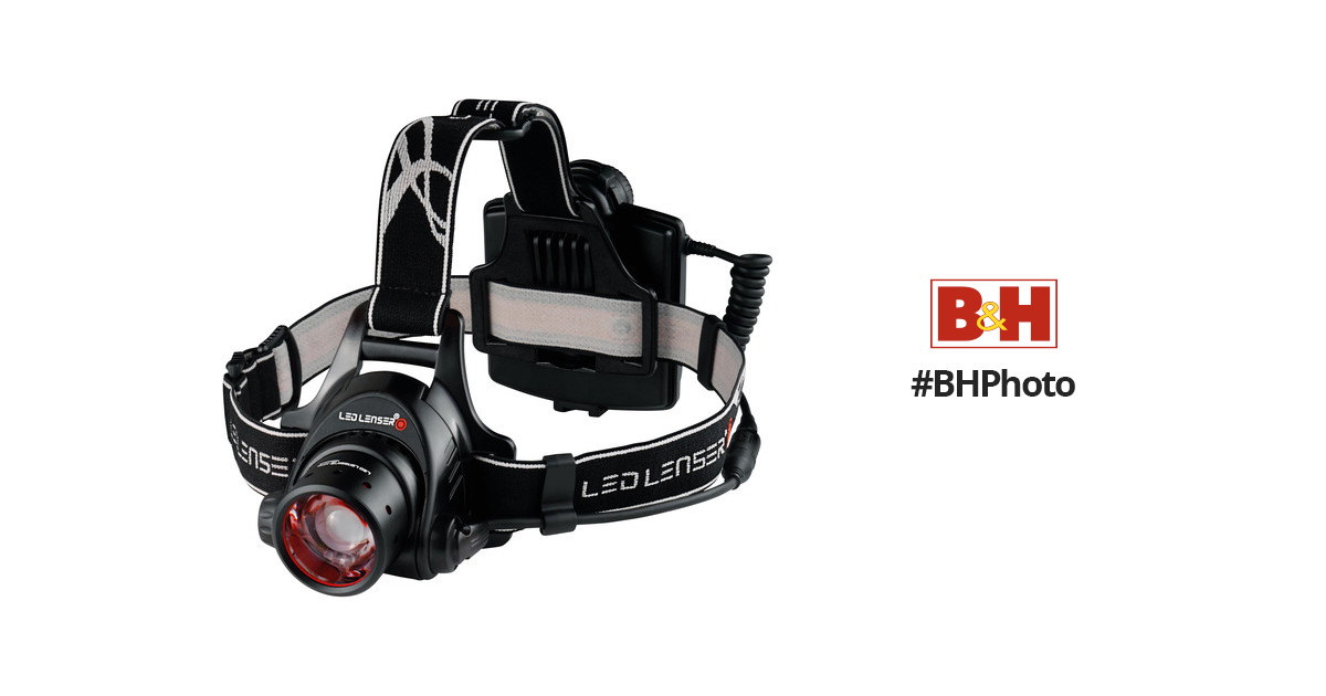 Camping-Lampen & -Laternen Camping & Outdoor Clamshell Packaging LEDLENSER H14R.2 Rechargeable Headlamp