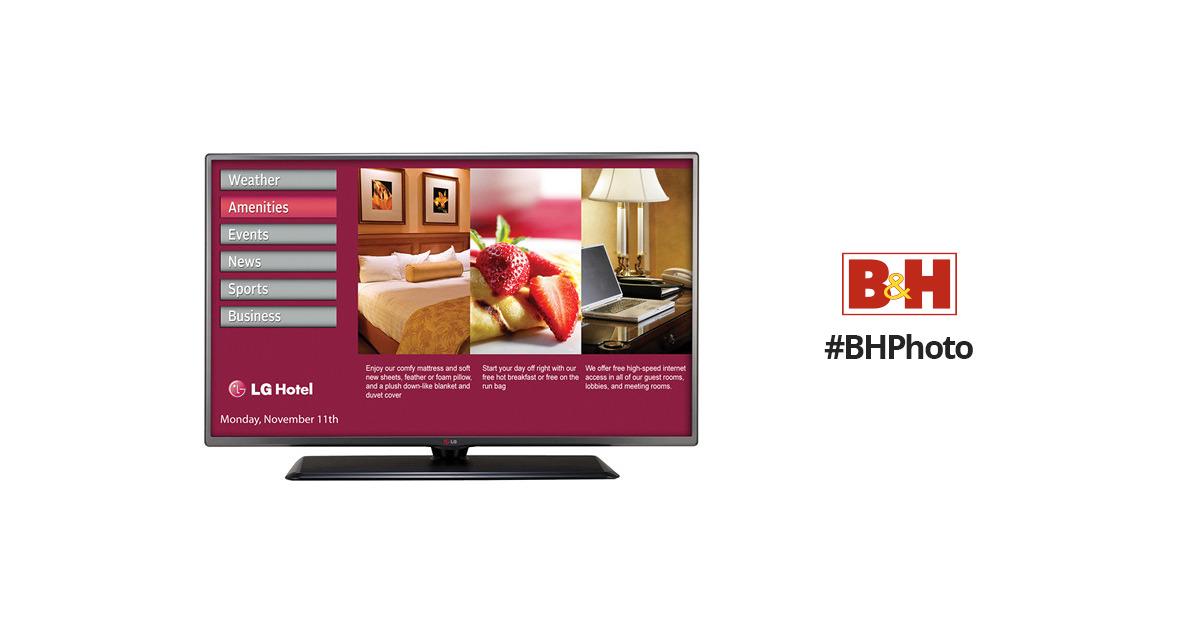 LG 39LY750H Pro:Centric Smart Slim Direct LED IPTV (39