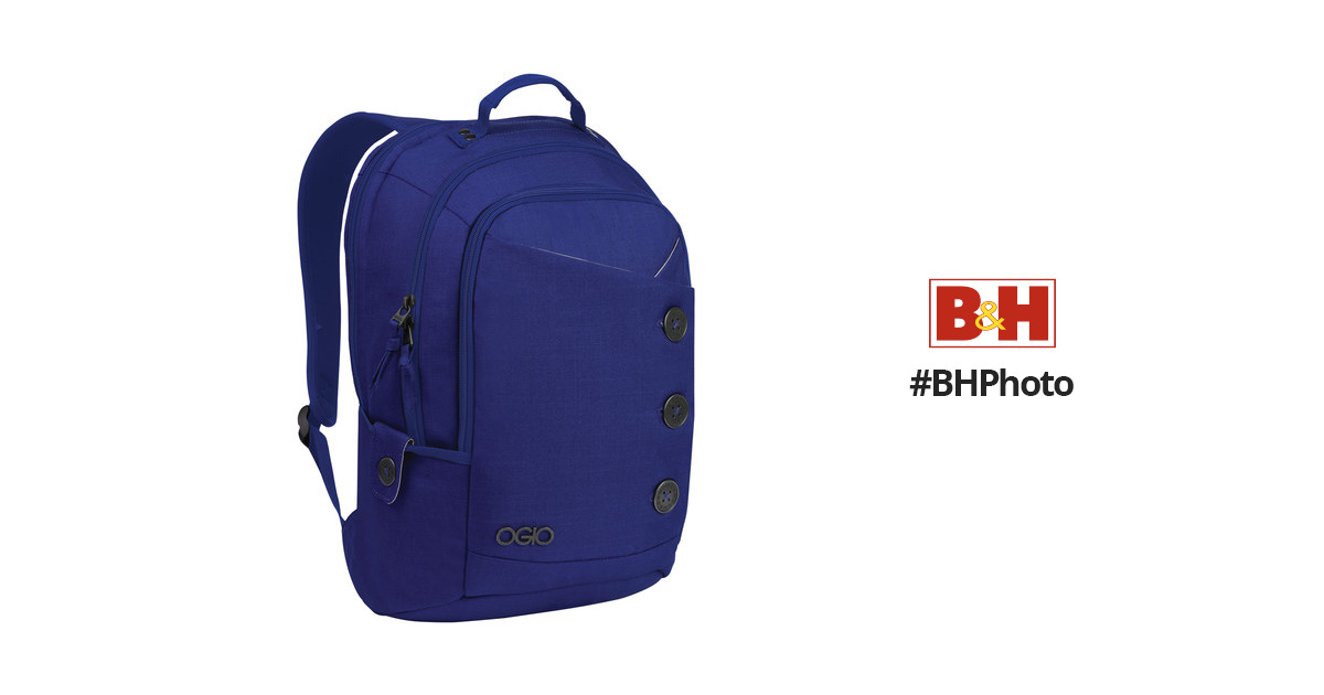 fbc0d6a496 OGIO Soho Women s Laptop Backpack (Cobalt) 114004.117 B H Photo