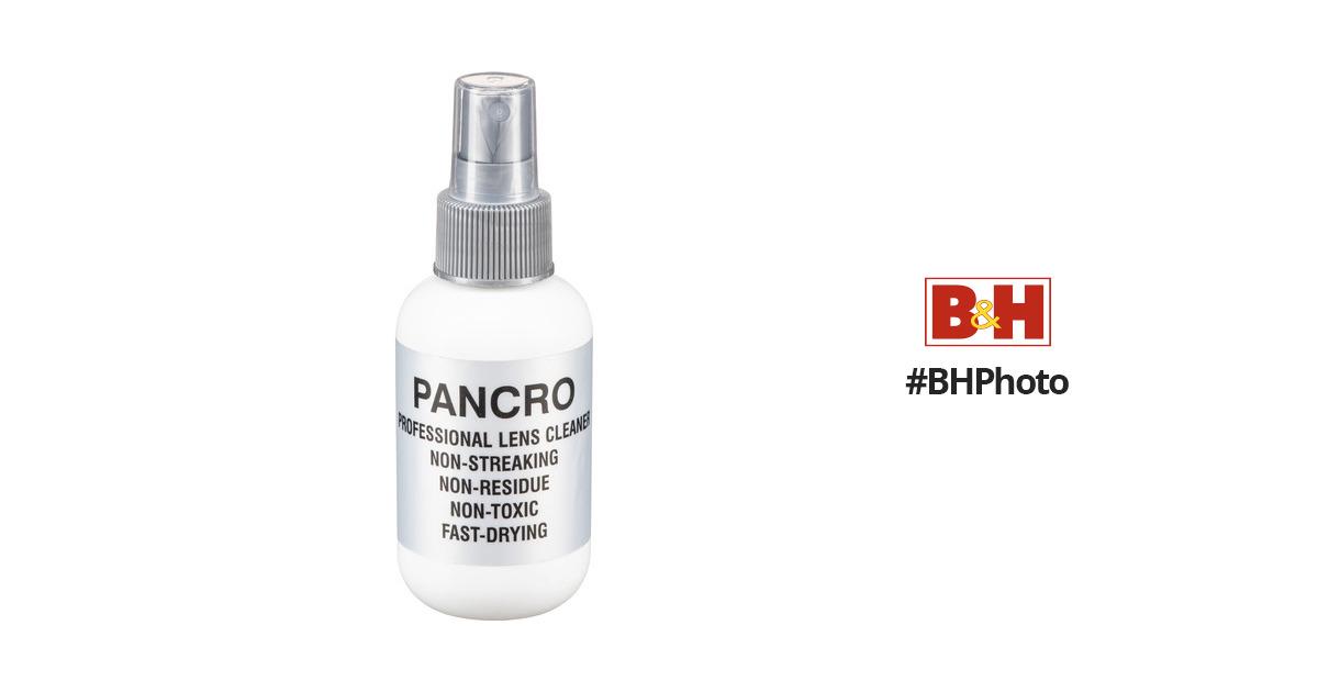 cea79712ec5 Pancro Professional Lens Cleaner (4 oz) PAN001 B H Photo Video