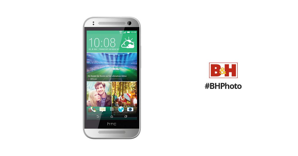 Le HTC One Mini 2 arrive chez SFR |Htc One Mini 2 Silver
