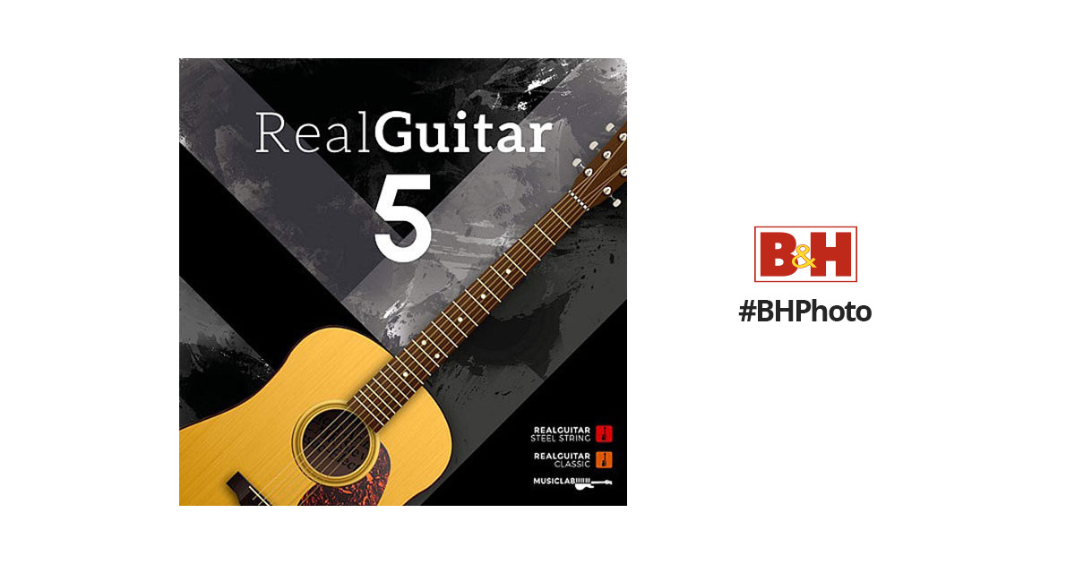 Big Fish Audio Realguitar 3 Acoustic Guitar Virtual Bsv71800