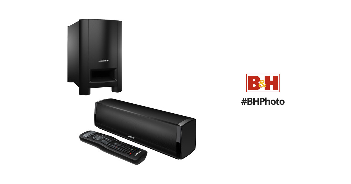Bose CineMate 15 Home Theater Speaker System (Black) 626596-1100