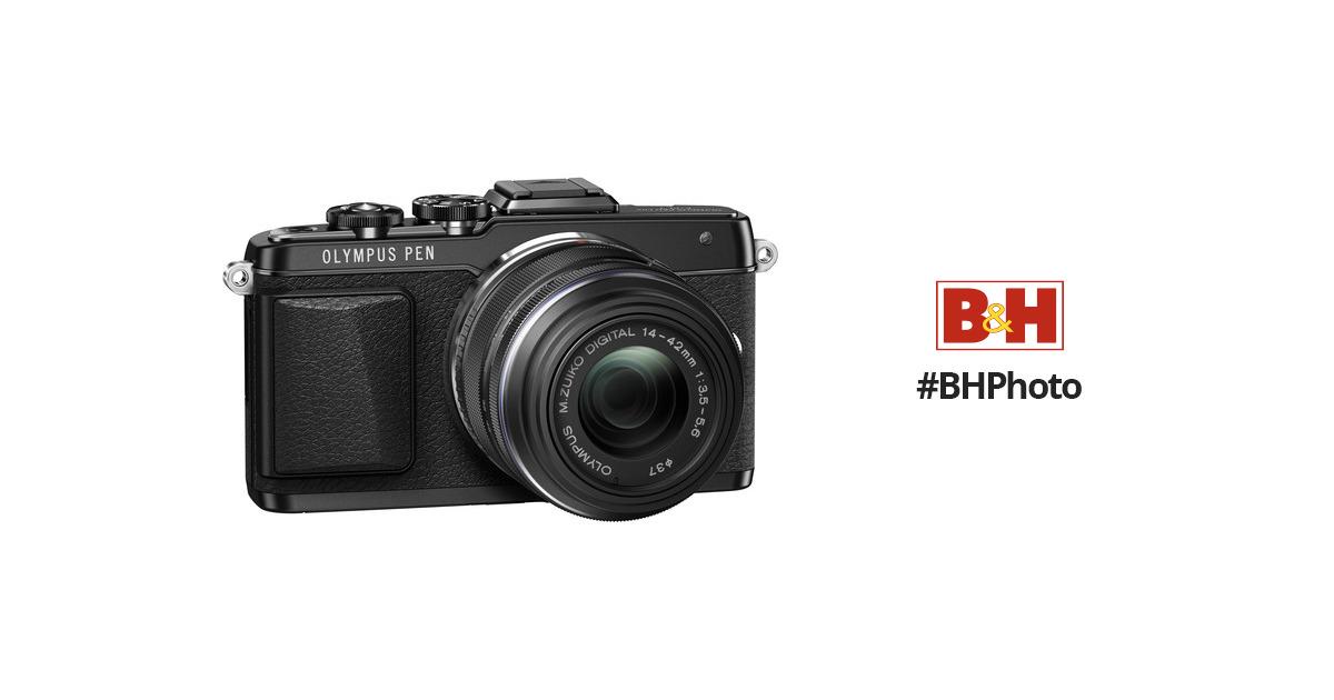 Olympus PEN E-PL7 Mirrorless Micro Four Thirds V205071BU000 B&H