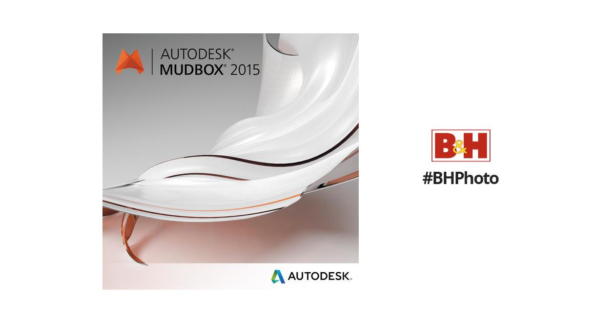 Autodesk Mudbox 2015 (Download)