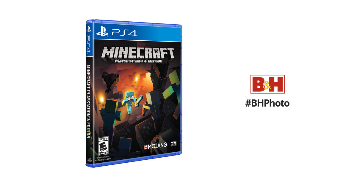 minecraft ps4 edition download size