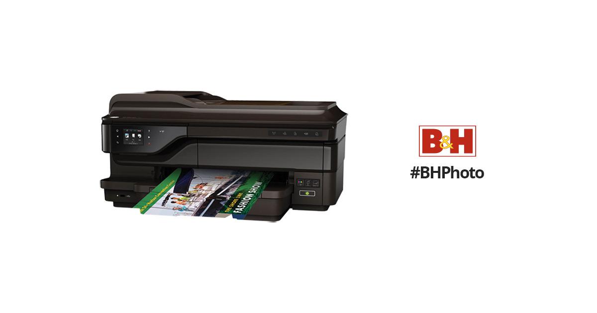 HP Officejet 7612 Wide Format e-All-in-One Inkjet Printer