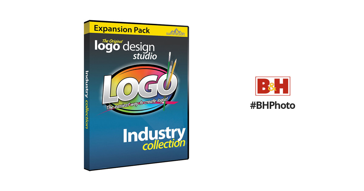 Logo design studio expansion packs