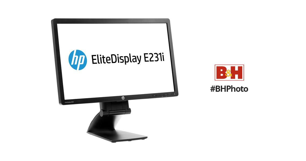 Hp E231i 23 Quot Elitedisplay Ips Led Backlit F9z10a8 Aba