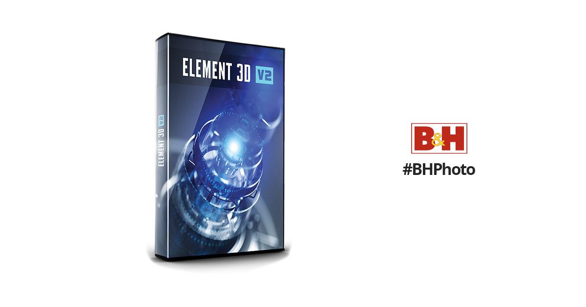 element 3d v2 license file free download