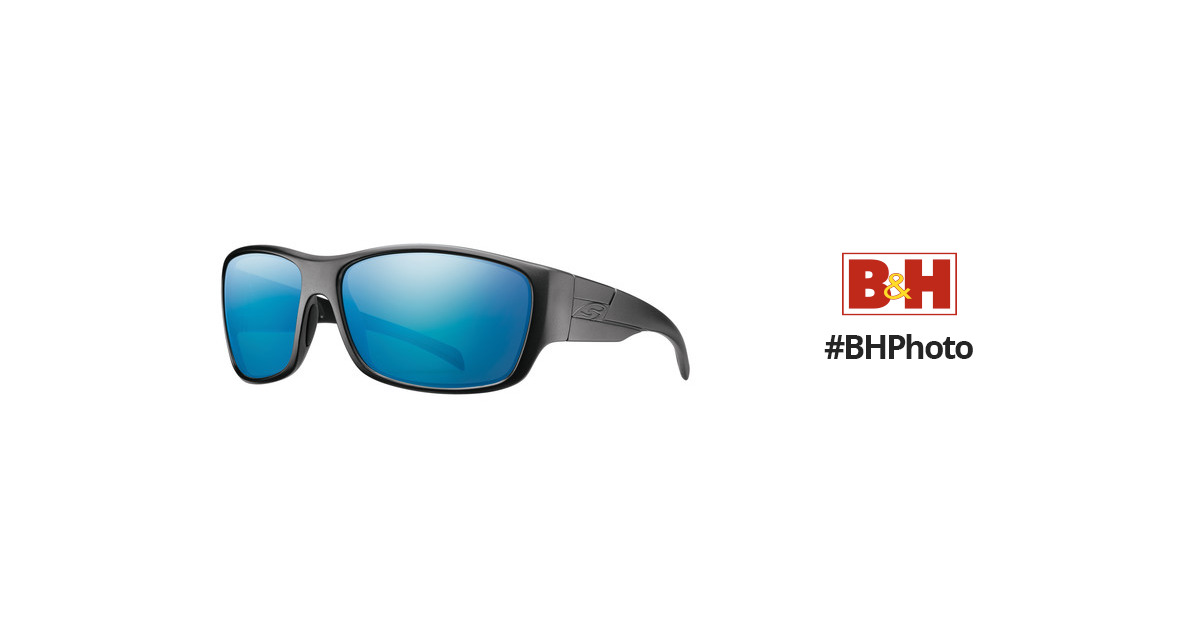 ef2c0dba13 Smith Optics Frontman Elite Ballistic Sunglasses FNTRPUGMBK B H