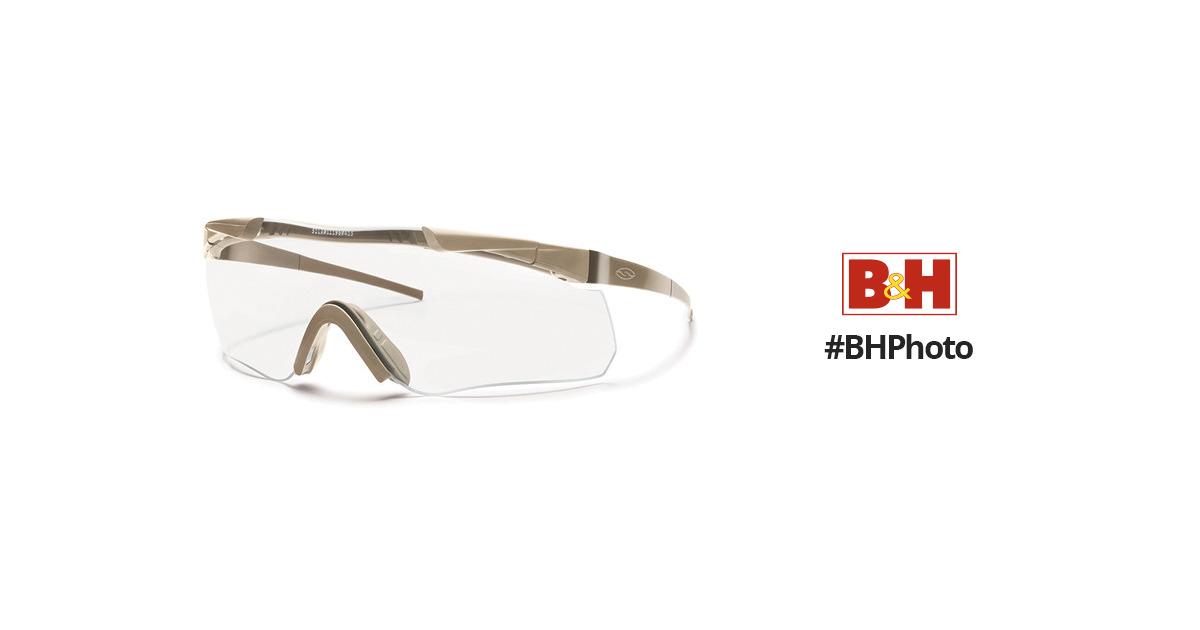 7931beb00b Smith Optics Aegis Echo II Eyeshield AECHAT49915-2RA B H Photo
