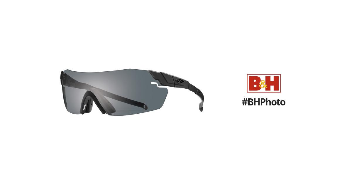 80562b9ce2a3b Smith Optics PivLock Echo Max Elite Eyeshield (Black)