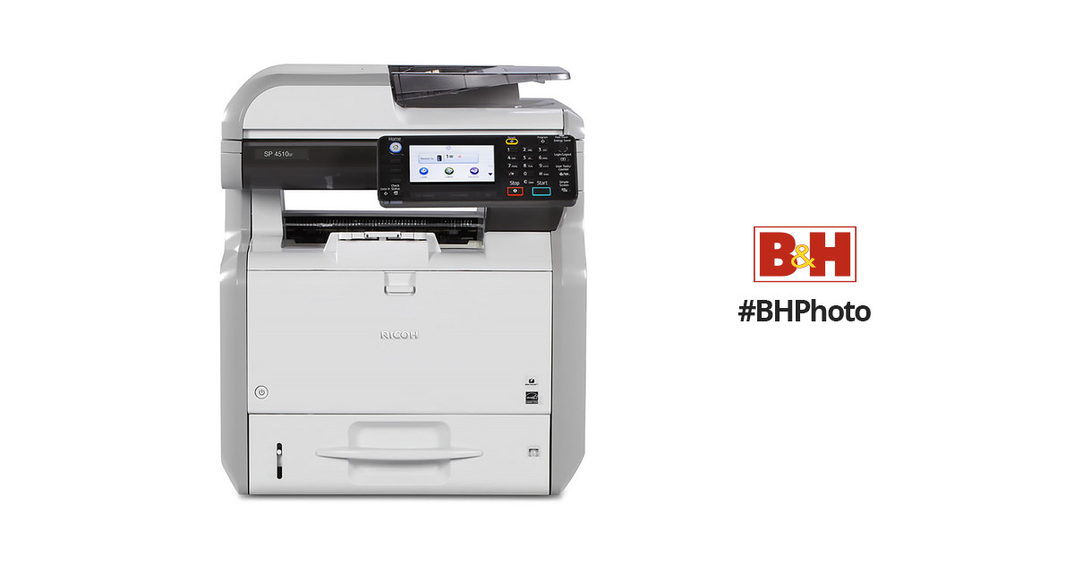 Ricoh SP 4510SF Printer PS Universal Print Windows 8