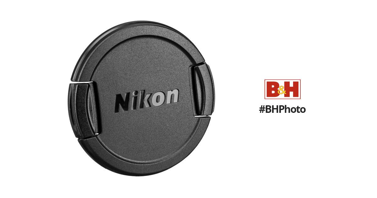 Nwv Direct Microfiber Cleaning Cloth for Nikon Coolpix P600 + Lens Cap Holder Lens Cap Side Pinch 52mm
