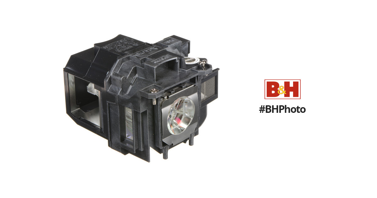 Epson Elplp88 Replacement Projector Lamp Bulb V13h010l88 B Amp H