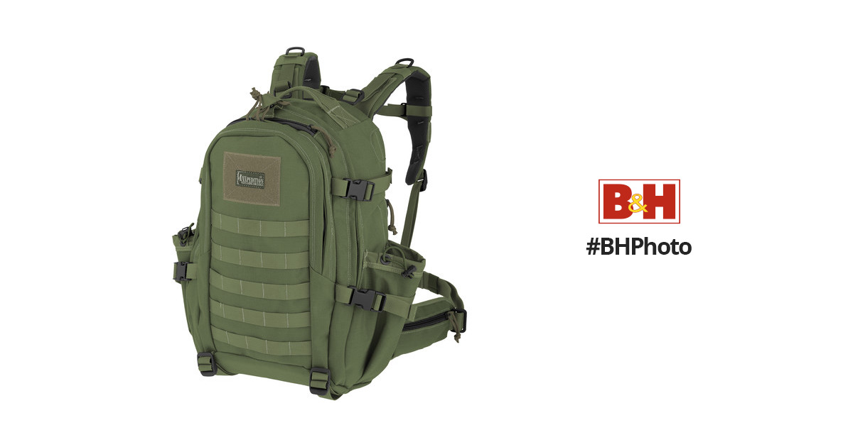 Maxpedition Zafar Internal Frame Backpack (OD Green) MAHG-9857G 942ded0e17c74
