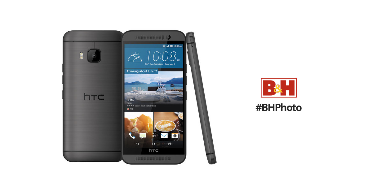 HTC ONE M9 BERICHT