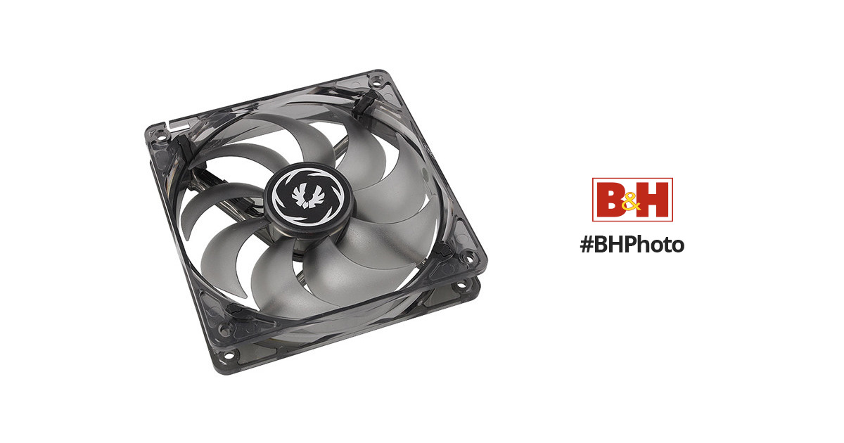 BitFenix BFF-BLF-14025B-RP Spectre 140mm LED Case Fan Blue