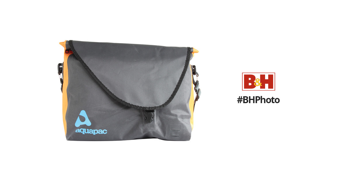 d118a3361d Aquapac Stormproof Messenger Bag AQUA-026 B H Photo Video