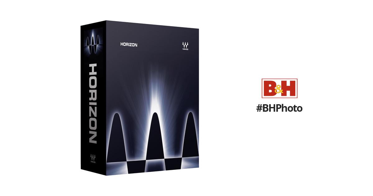 Waves Horizon - Mixing and Mastering Plug-Ins Bundle (TDM/Native/SoundGrid,  Download)