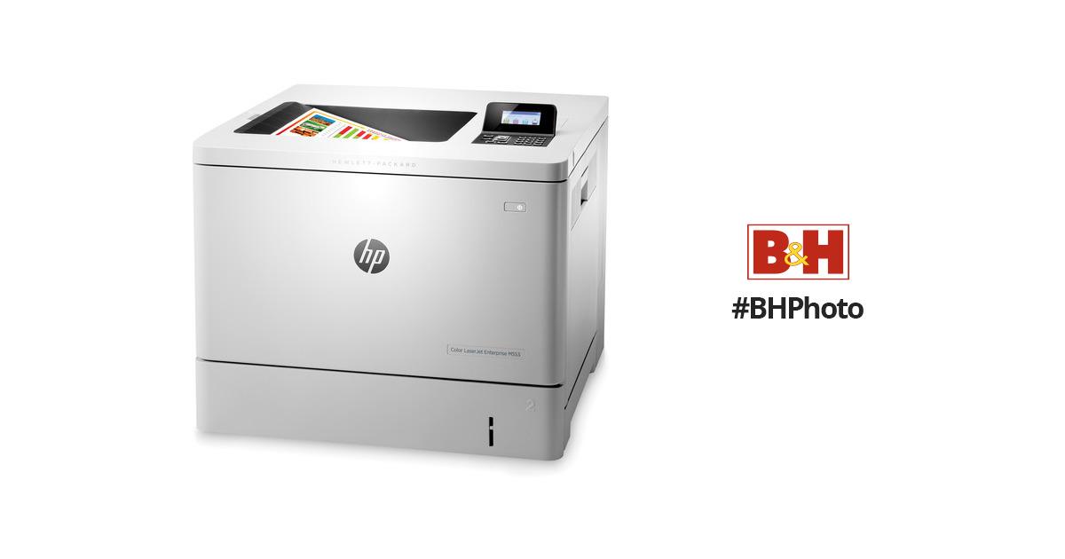 HP LaserJet Enterprise M553dn Color Laser Printer B5L25A#BGJ B&H