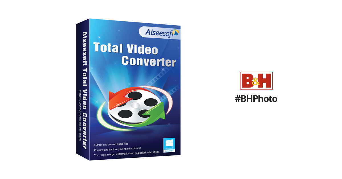 Great harbour software aiseesoft total video converter aisetvc ccuart Images