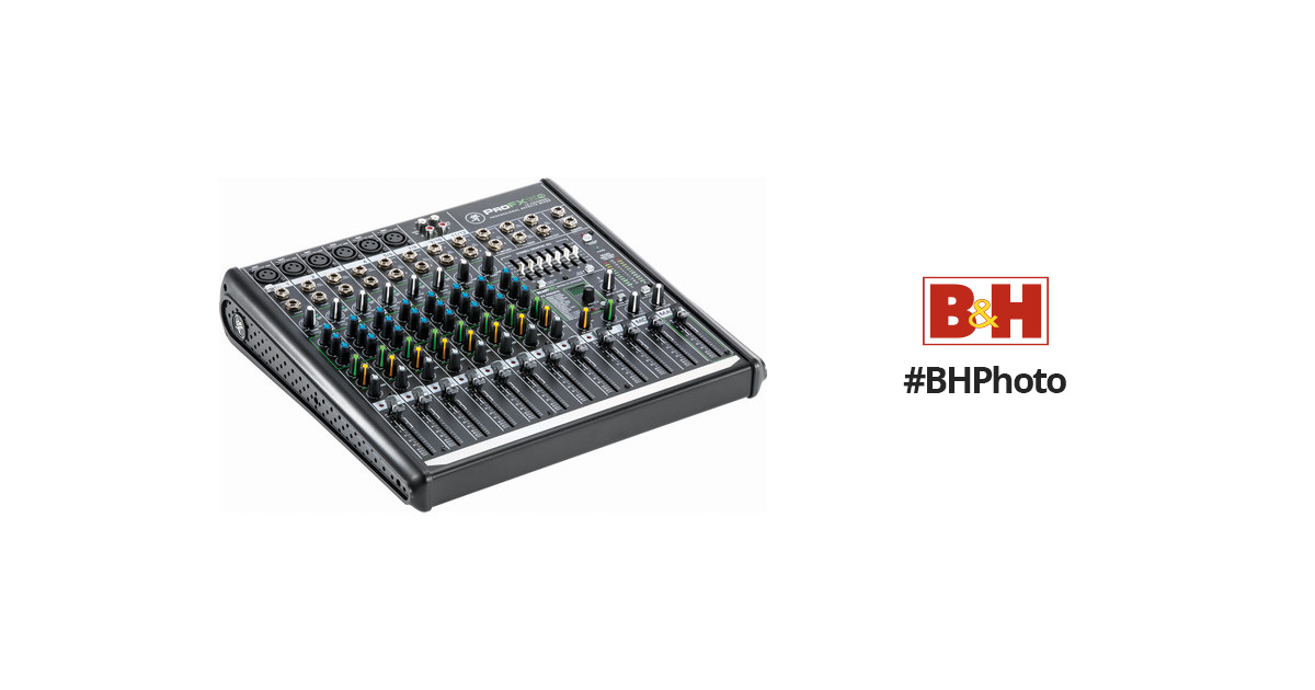 mackie profx12v2 12 channel sound reinforcement mixer profx12v2. Black Bedroom Furniture Sets. Home Design Ideas