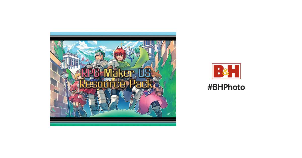 DEGICA RPG Maker VX Ace DLC: DS Resource Pack (PC)