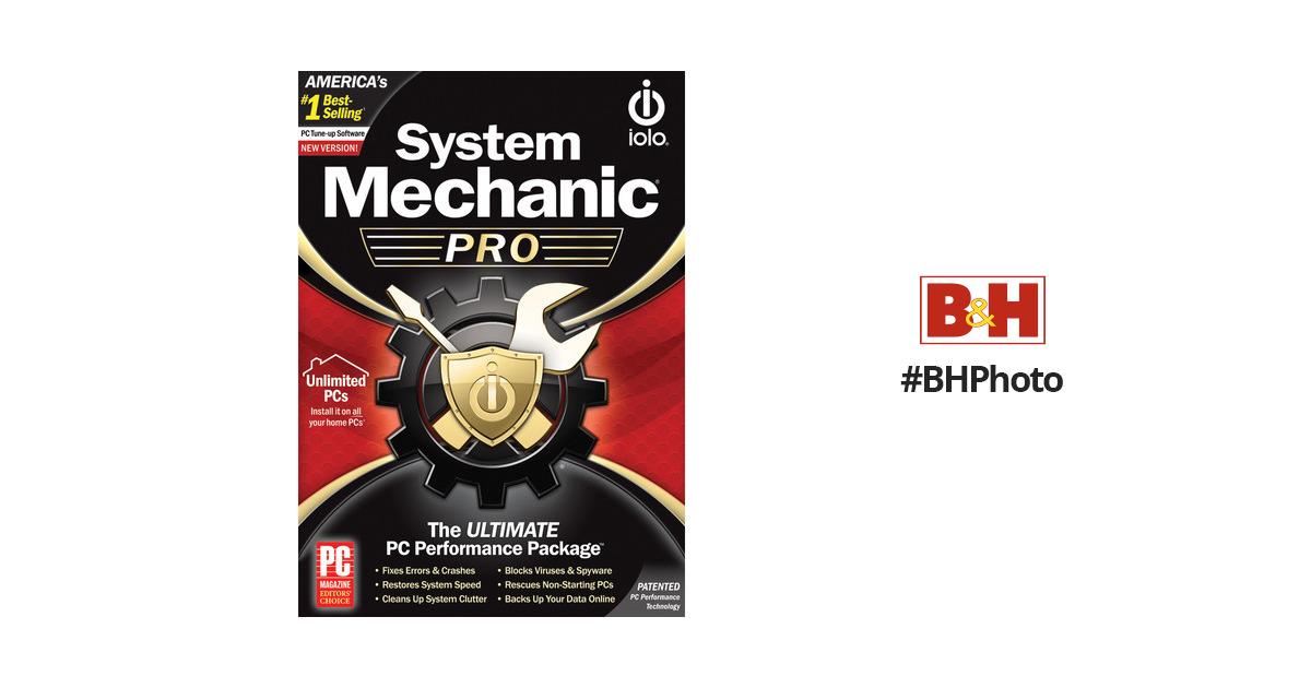 iolo system mechanic pro portable