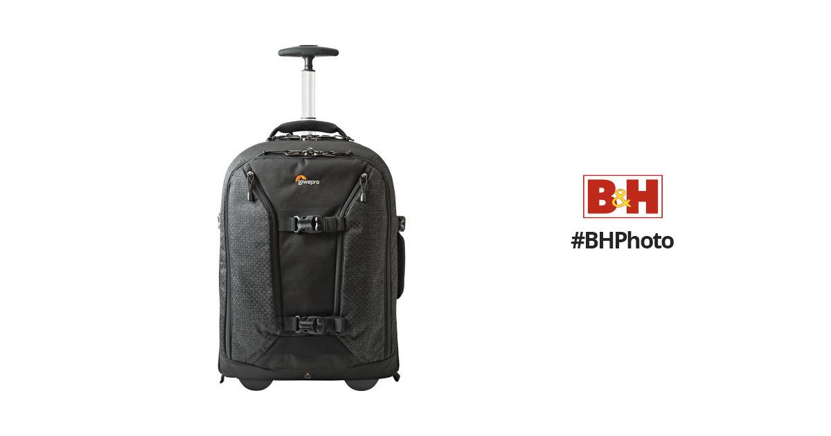 caa122540ef51 Lowepro Pro Runner RL x450 AW II Backpack (Black) LP36876 B&H