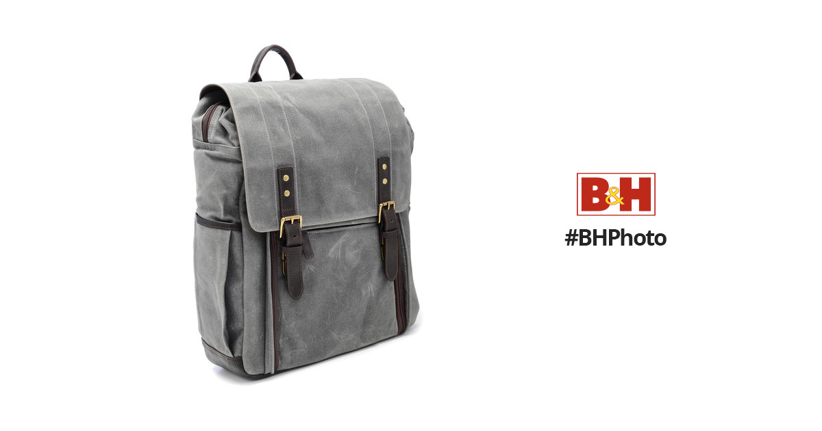 ONA The Camps Bay Backpack (Smoke 8ccb37a8f3f6c