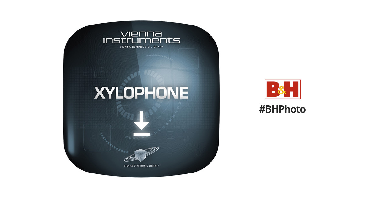 Vienna Symphonic LibraryXylophone - Vienna Instruments (Full Library,  Download)