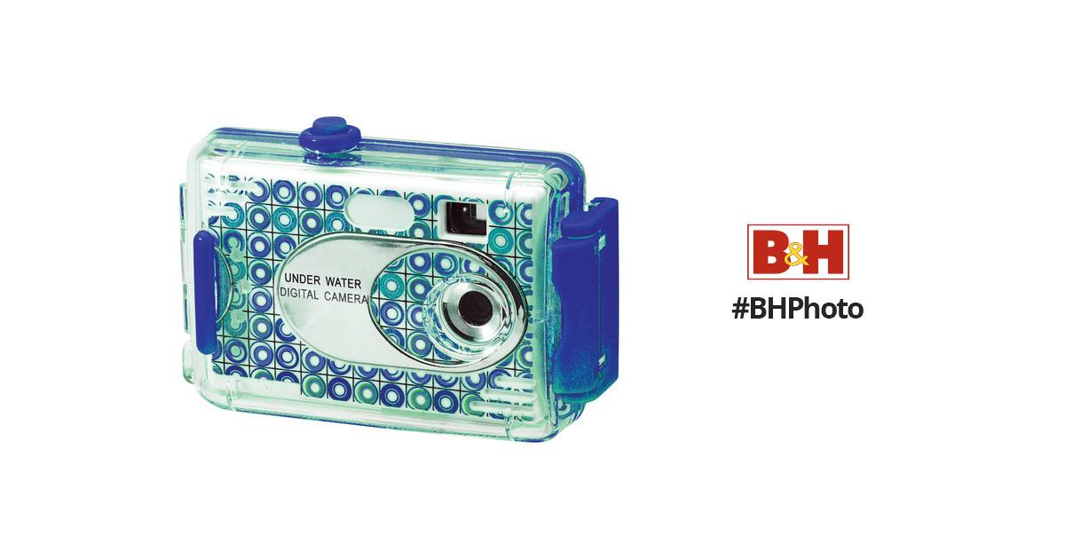 vivitar aquashot underwater digital camera manual