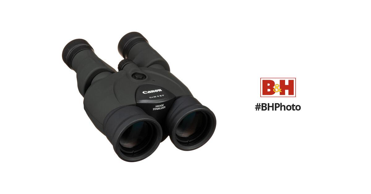 canon 12x36 image stabilization iii binoculars review