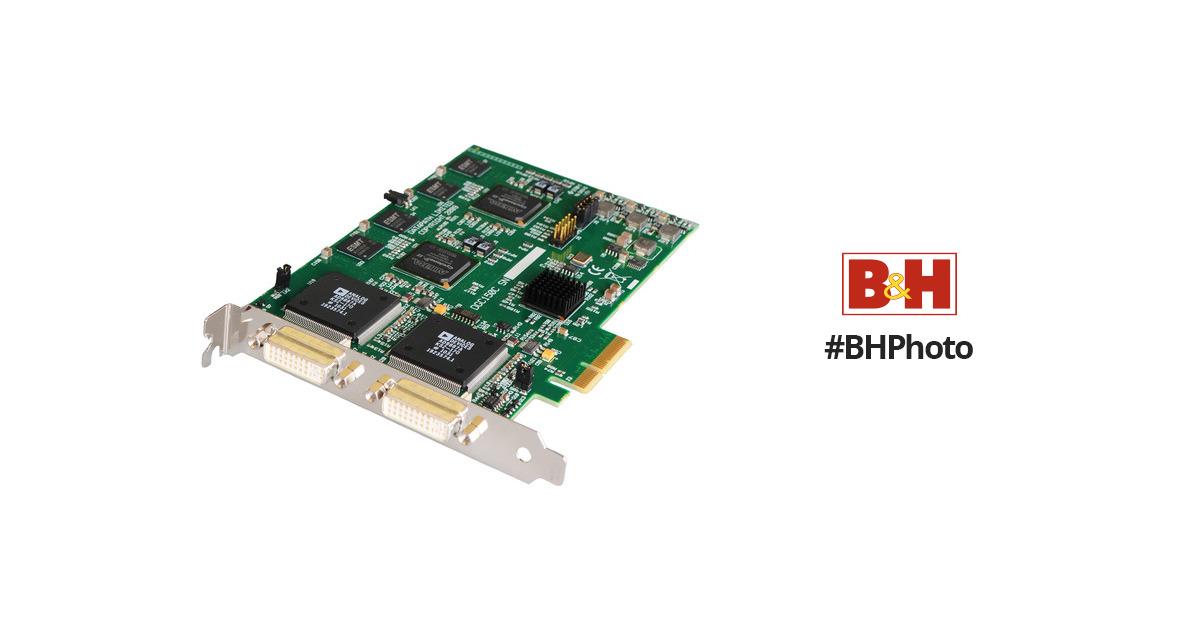DATAPATH VisionRGB-E2S DVI/RGB/HD Video Capture Card (PCI Express)