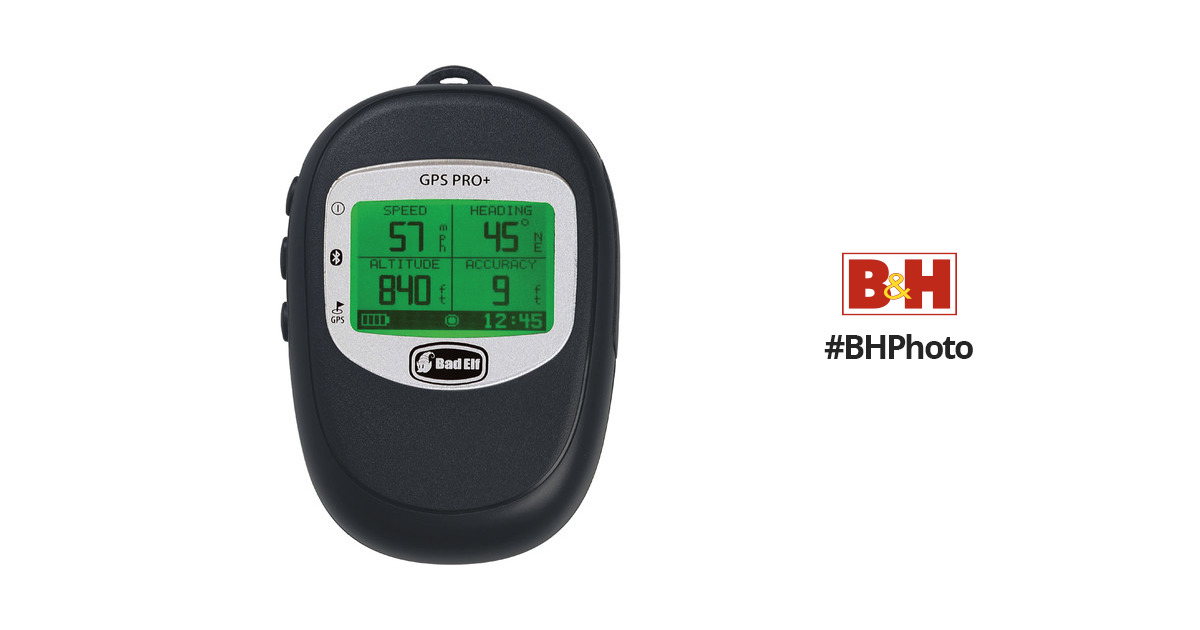 879f4ede011 Bad Elf GPS Pro+ BE-GPS-2300 B H Photo Video