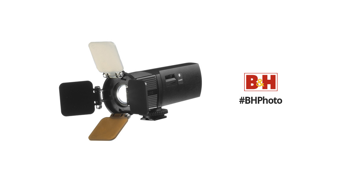 Ikan Micro Spot On Camera Light Daylight Iled Ms B Amp H Photo