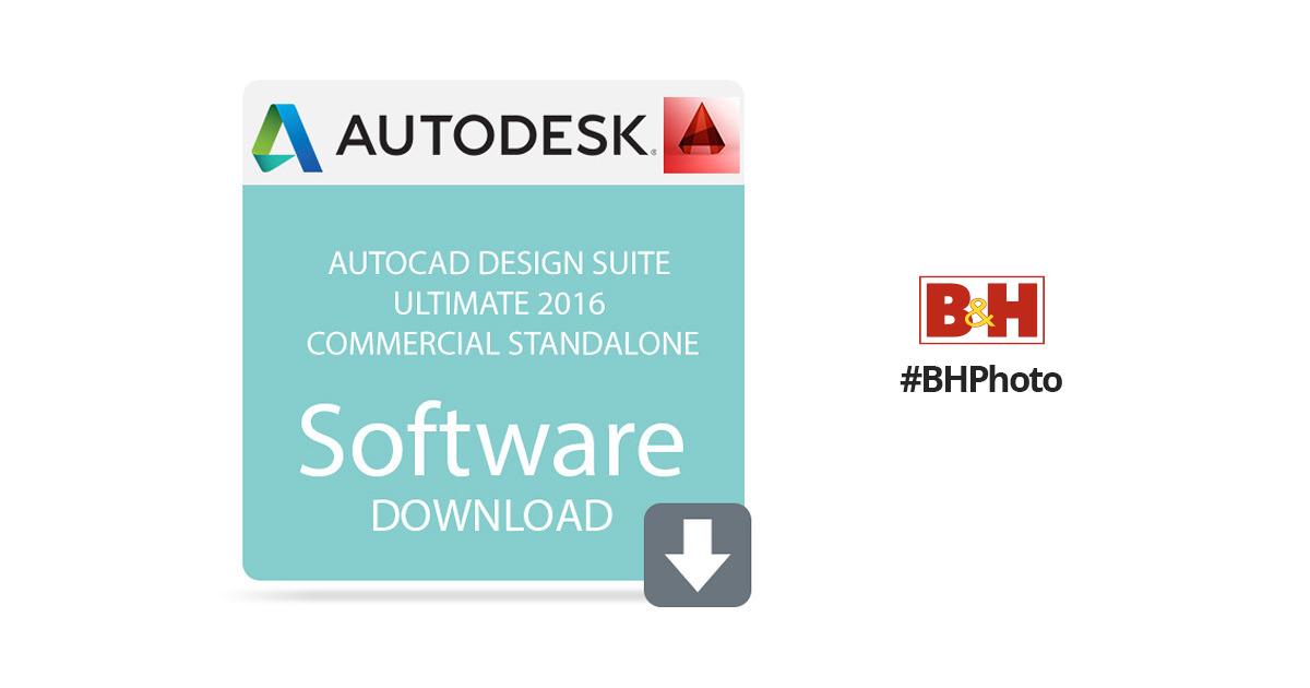 Autodesk Autodesk Autocad Design Suite 769h1 Wwr111 1001 Vc B H