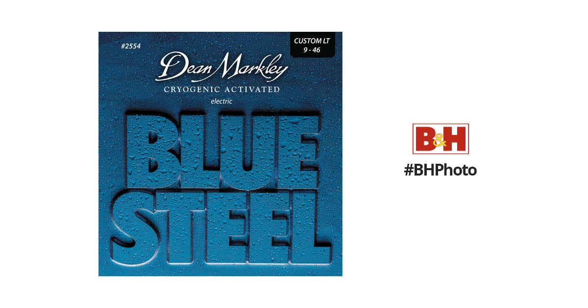 Blue Steel Electric Guitar Strings : dean markley 2554a blue steel electric guitar strings dm2554a ~ Vivirlamusica.com Haus und Dekorationen